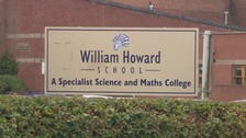 William Howard School have released the statement.