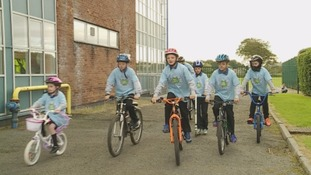 The Beat Box scheme aims to get children to walk, cycle or run to school.