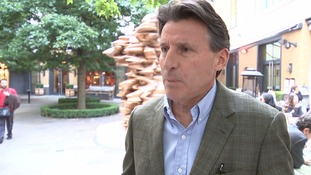Lord Coe defends Paula Radcliffe and tells ITV News no athlete should be forced to release blood data