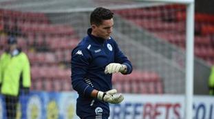 Lee Nicholls join Bristol Rovers on loan