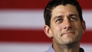 Wisconsin Representative Paul Ryan