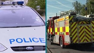 PCC welcomes move which could see joint fire and police service in Northamptonshire