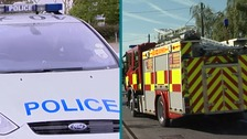 The Police and Crime Commissioner in Northamptonshire has welcomed moves by the government for closer integration of the emergency services.