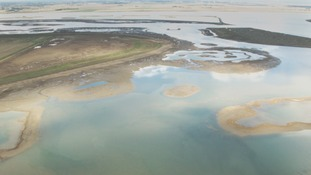 A huge news nature reserve has been created at Wallasea Island in Essex.