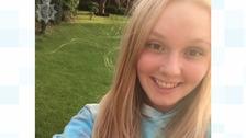 17-year-old Helena Markey