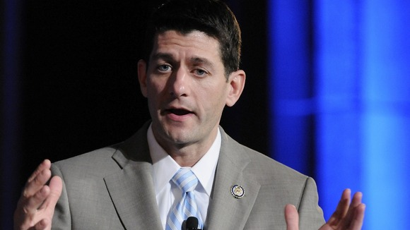 Paul Ryan, Mitt Romney's confirmed running mate