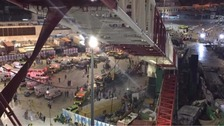 The disaster came ahead of the start of the annual Hajj pilgrimage to Islam's holiest site.