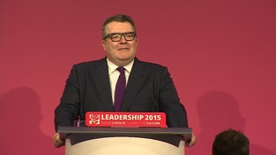 Tom Watson, new deputy leader of the Labour party