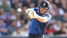 Eoin Morgan, England's ODI captain