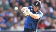 Eoin Morgan, England's ODI captain