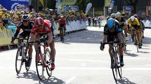 Greipel wins penultimate Tour of Britain stage