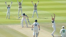 Middlesex defeat champions Yorkshire
