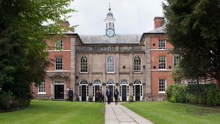 Jeremy Corbyn's former Shropshire School, Adams Grammar