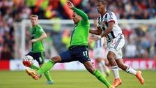 West Brom 0-0 Southampton