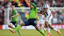 West Brom and Southampton drew a blank at The Hawthorns