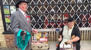 living history groups and re-enactors will help bring wartime Britain to life