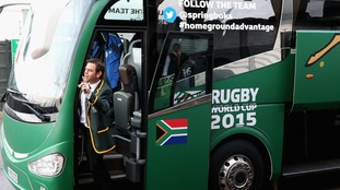 RWC - Team South Africa