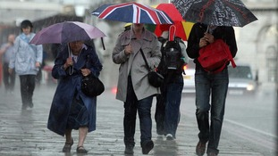 Wet and windy weather is on the cards