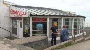 Granville Theatre in Ramsgate