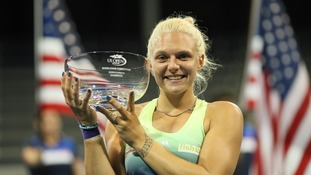 Jordanne Whiley becomes first British woman to win wheelchair tennis Grand Slam singles title
