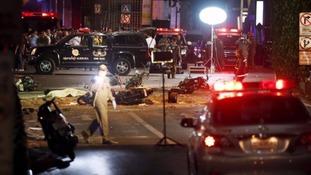 Twenty people died in the blast
