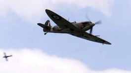 Flypast to commemorate Battle of Britain anniversary