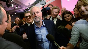 Jeremy Corbyn has been elected the new Labour leader