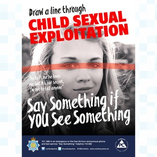 The new campaign is aimed at young people.