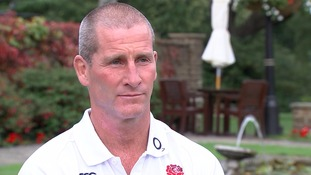 Lancaster restores order in the England rugby team