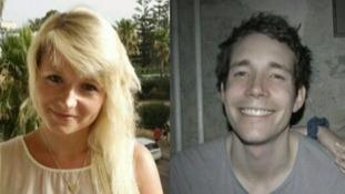 Hannah and David