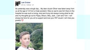 Lee Croker post