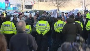 Protests Dewsbury Mags Facebook Ahmed