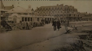 Porthcawl Pavillion in yesteryear
