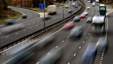 West Midlands motorways are the safest nationally.