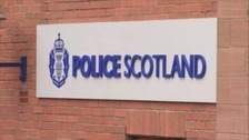 Police Scotland think the offenders may have been disturbed.