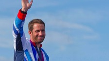Ben Ainslie Olympics 2012