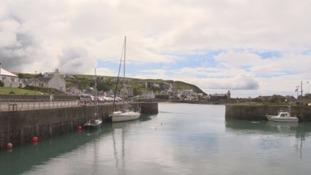 Portpatrick Harbour.