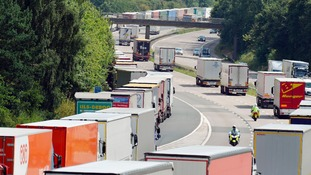 £468m plans to solve Operation Stack chaos
