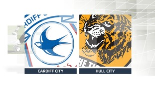 Cardiff and Hull badge