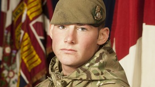 Corporal Jake Hartley tribute