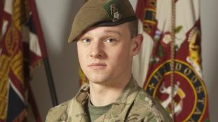 Private Daniel Wilford