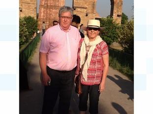 Ian and Helen Calder