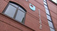 The Open University site in Bristol