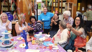 First anniversary celebrations for Middlesbrough Dementia Cafe