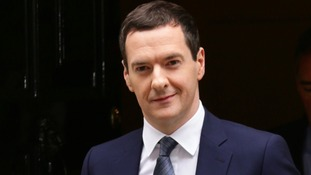 George Osborne made the announcement while visiting the site of the new labs in Harlow