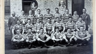 Leicester Rugby Football Club (1932-33)