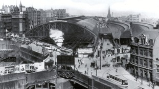 New Street: A history of station development