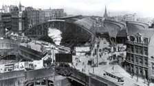 The Victorian Birmingham New Street