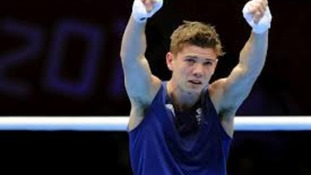 Olympic boxing champion Luke Campbell