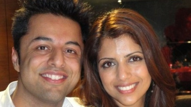 Shrien Dewani and Anni Dewani